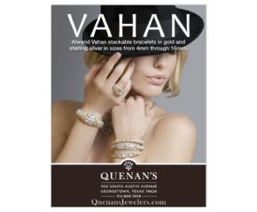 Quenan's Jewelers Print Advertising