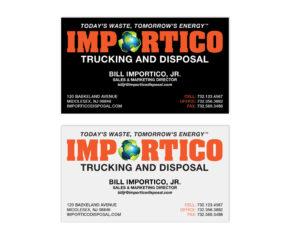 Importico Disposal Identity Branding