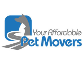 Your Affordable Pet Movers Identity Branding