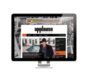 Applause (Frank Erwin Center Blog) WordPress Website
