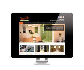 Russell Glass WordPress Website